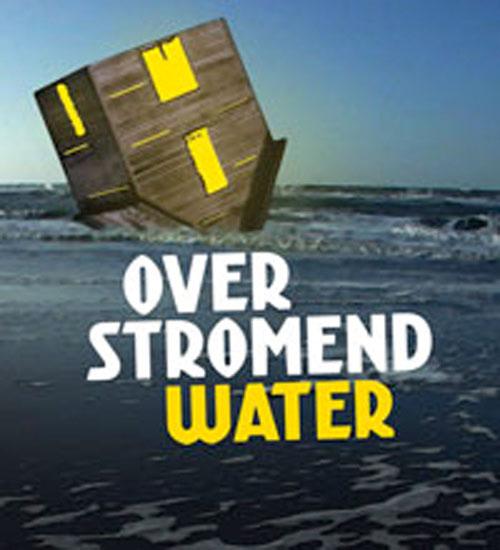 Overstromend Water